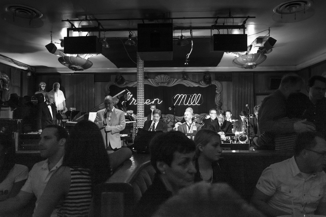 Chicago - Green Mill Cocktail Lounge BW 1042