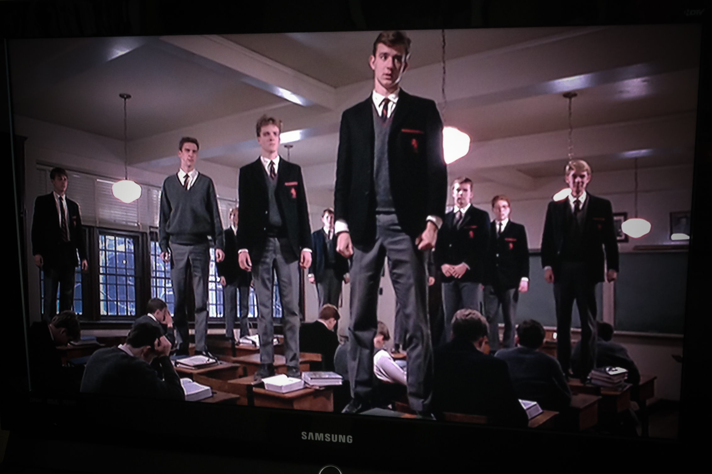 dead poets society o captain my captain essay Dead poets society o captain my captain essays if you would like to let the administrators of this website know that you've seen this page instead of the page you.